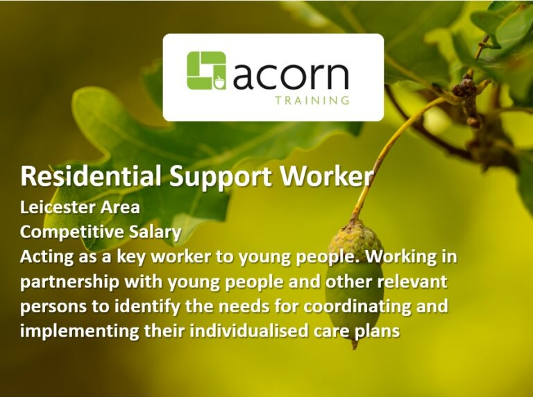 Residential Support Leicester