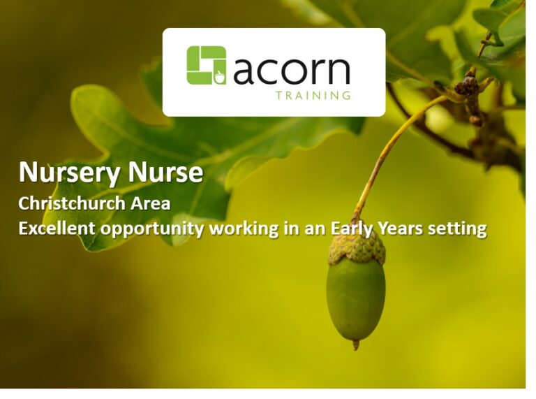 Christchurch Nursery Nurse