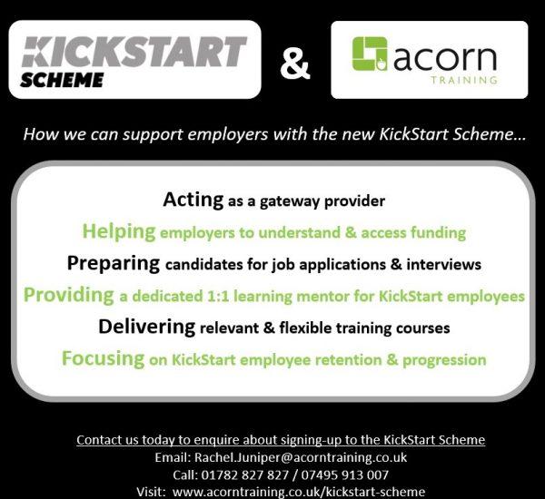 Acorn & Kickstart Poster (2)